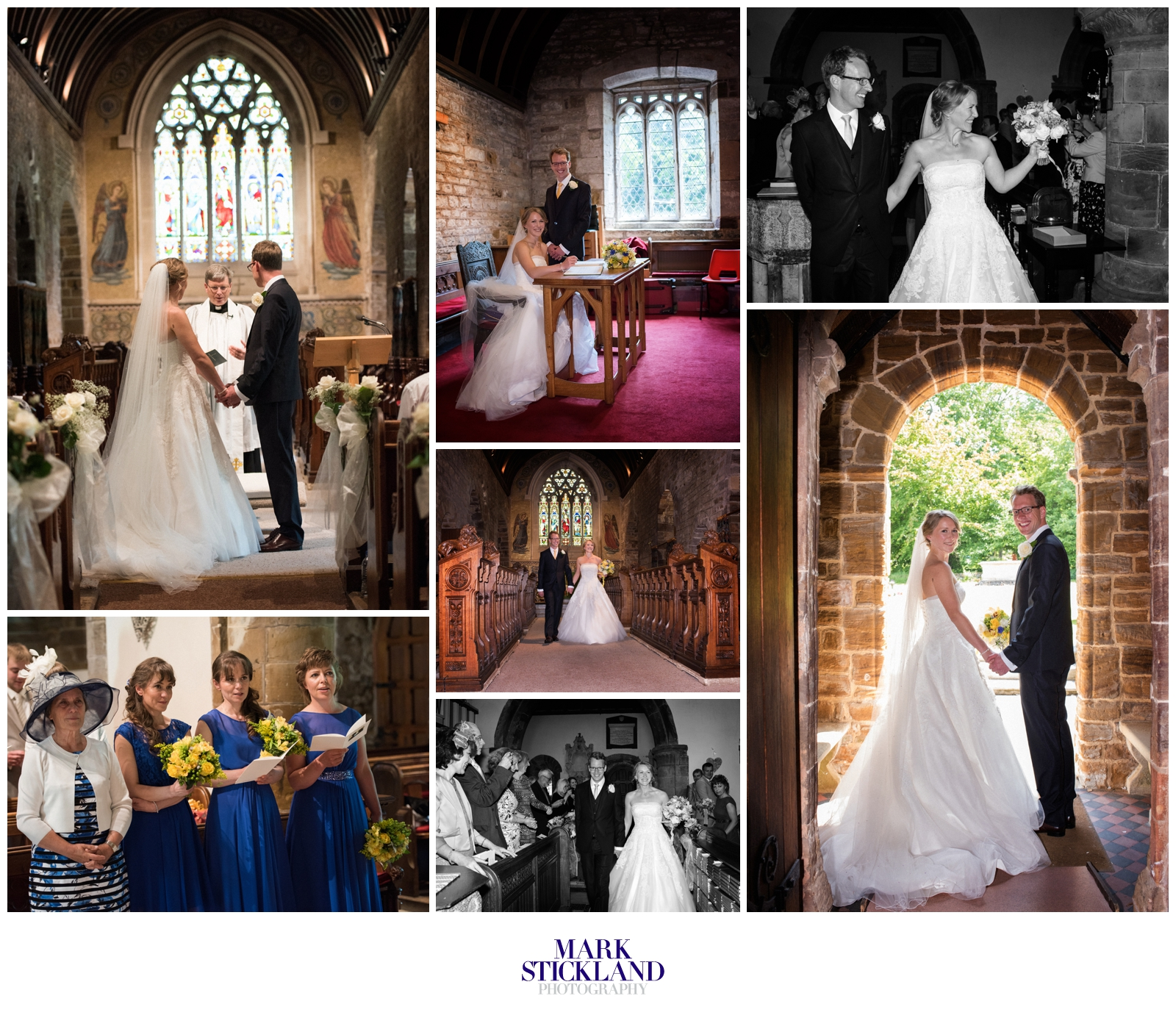 canford magna church wedding dorset