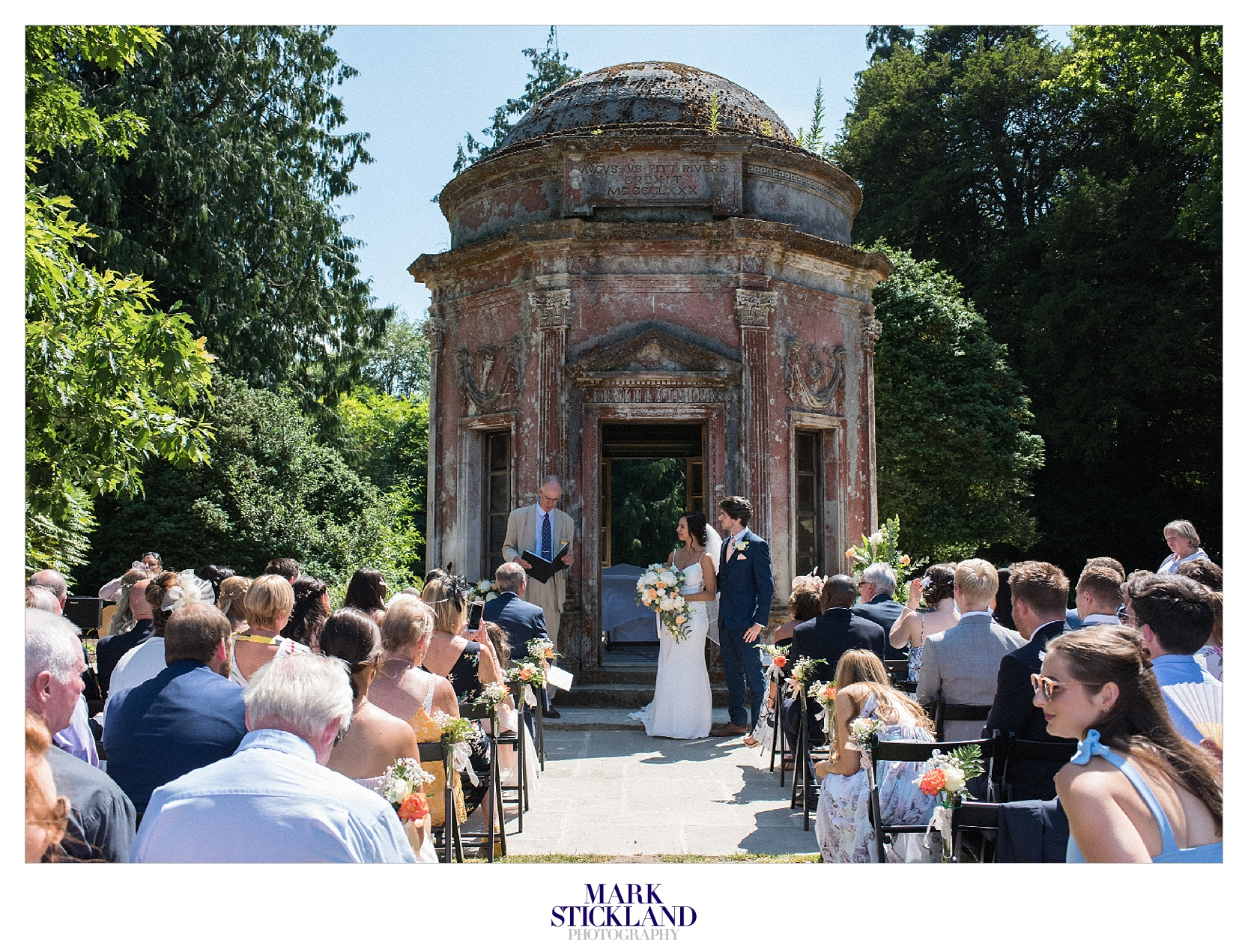larmer tree_wedding_dorset